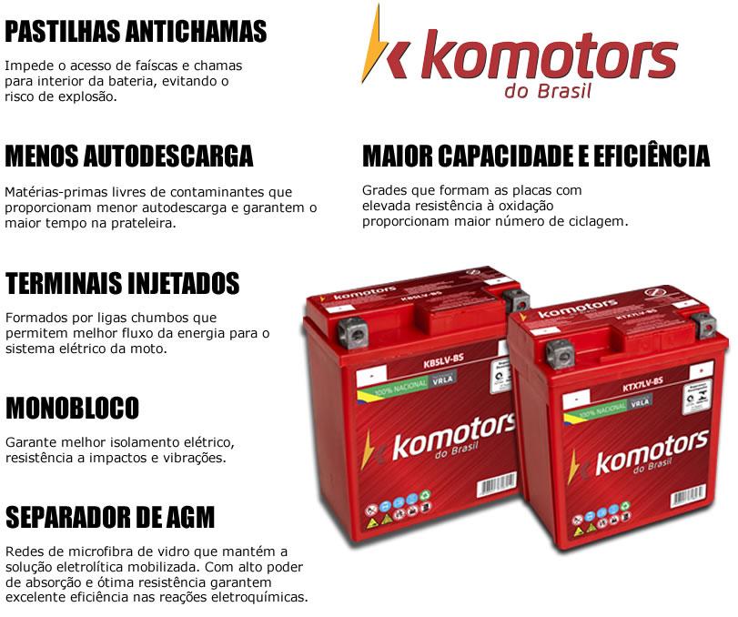 Bateria De Moto Ajax Yb3l-a Xl 200 250r Dt 180 Vespa Px 200