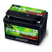 Bateria Automotiva Flex Power 50ah 12v