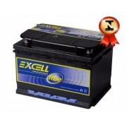 Bateria Automotiva Selada Excell 60ah 12v - Caixa Alta