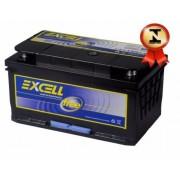 Bateria Automotiva Selada Excell 75ah 12v