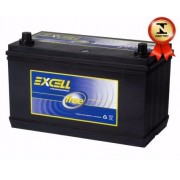 Bateria Automotiva Selada Excell 105ah 12v