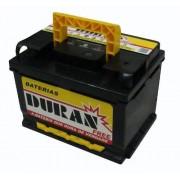 Bateria Automotiva Duran 60ah 12v Selada