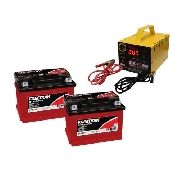 Kit 2 Bateria Freedom Df1000 70ah Carregador 5ah 24v Nobreak