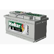 Bateria Heliar Start Stop Agm 95ah 12v Ag 95md X6 X6 Panamera Amarok