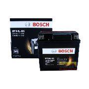 Bateria Moto Bosch Btx4l-bs 4ah 12v Honda Biz 125 Cg 150 Pop