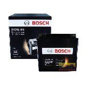 Bateria Moto Bosch Btz5l-bs 5ah 12v Honda Xre 300 Cg Titan