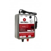 Eletrificador Cerca Rural 50.000 Funciona Na Luz Ou Bateria