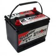 Vaso Auxiliar 2 Volts (super) Stroke Power. Ideal Para Som.