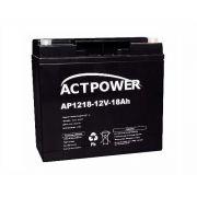 Bateria Selada 18ah 12v Tecnologia Vrla / Agm