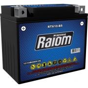 Bateria de Moto Raiom Ytx12-bs 10ah 12v Selada (Rtx10-bs)