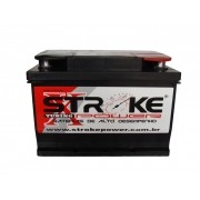 Bateria de Som Stroke Power 80ah/hora e 700ah/pico