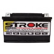 Bateria Estacionária Stroke Power Tech DF1300 80ah 12v