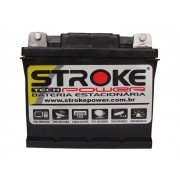 Bateria Estacionária Stroke Power Tech DF700 45ah