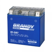 Bateria Moto Brandy Nanogel BY-GB7 7,0Ah 12v (YB7-A)