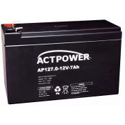 Bateria Para Alarme Selada 7ah 12v Tecnologia Vrla / Agm