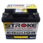 Kit 3 Bateria Estacionária 45ah Energia Solar Nobreak Alarme