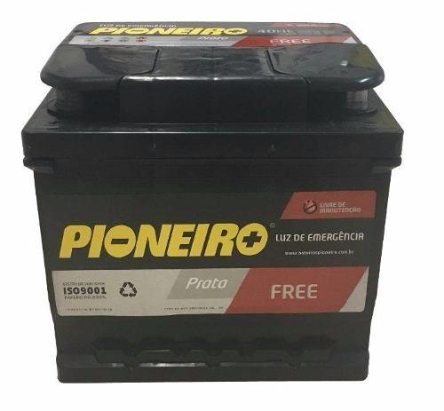 Kit 2 Bateria Pioneiro 40ah 12v Nobreak Luz De Emergencia