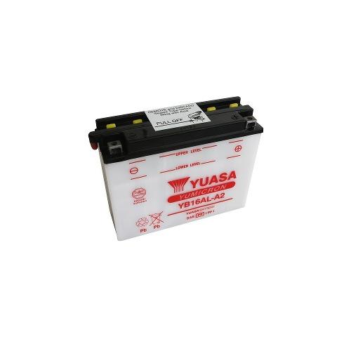 Bateria de Moto Yuasa Yb16al-a2 16ah 12v
