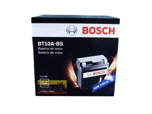 Bateria Moto Bosch Bt10a-bs 10ah 12v Suzuki Gsx-r Hayabusa (YT12a-BS)