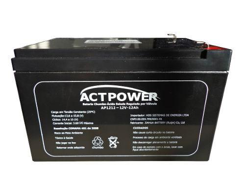 Kit 5 Bateria 12v 12ah Carregador 60v 2,5ah Bike Patinete
