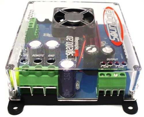 Módulo Amplificador Soundigital Sd200.2d 250WRMS