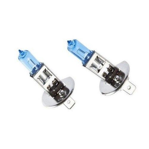 Kit Lâmpadas Super Branca H1 100w 12v 8500k