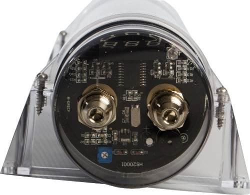 Mega Capacitor Technoise Digital Até 3000 Rms Com Voltímetro