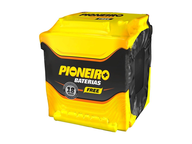 Bateria Automotiva Pioneiro 42ah 12v Selada Honda Fit
