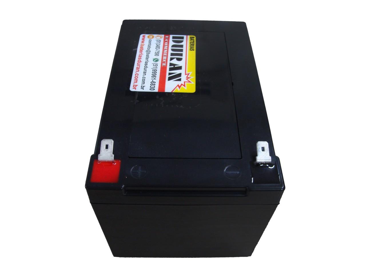 Bateria de Gel Para Bike Elétrica 15ah 12v