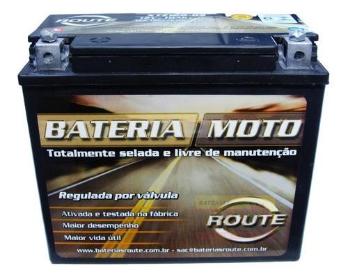 Bateria Moto Route Xtz12b-bs 10ah 12v Yamaha Yzf R1 Yzf R6 (YT12B-BS)
