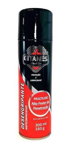Desengripante Anticorrosivo Multi-uso Spray 300ml - Gitanes