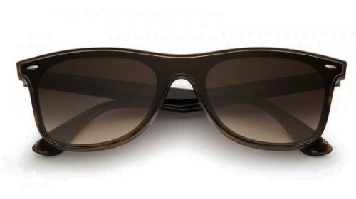 Oculos De Sol Fume Mirrored HR444 Uv400 Double Lens
