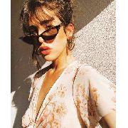 Oculos De Sol Retro Gatinho Tartaruga oncinha Blink 0138 Sunglasses