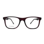 Armação De Óculos De Grau Retangular Classic Brown Wayferer 217 Ambar
