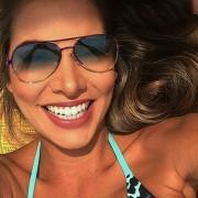 Oculos de sol Aviador Metal Lente Marrom claro Espelhado Degrade Nylon Confort