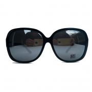 Óculos De Sol Quadrado Feminino Grande Retro Oversize Espelhado Cherry TS264
