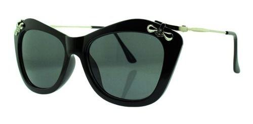 Oculos De Sol Tie Spectre Polarizado Uv Animal Print E Black 03