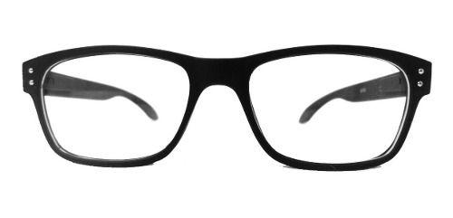 Armação De Oculos de grau masculino 8156 Quadrado retangular Matte fosco