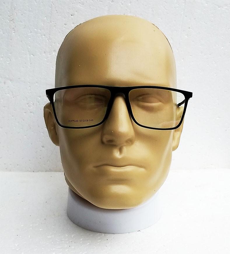 Armação de Óculos de grau Fibra de Carbono Light 8020 Luca