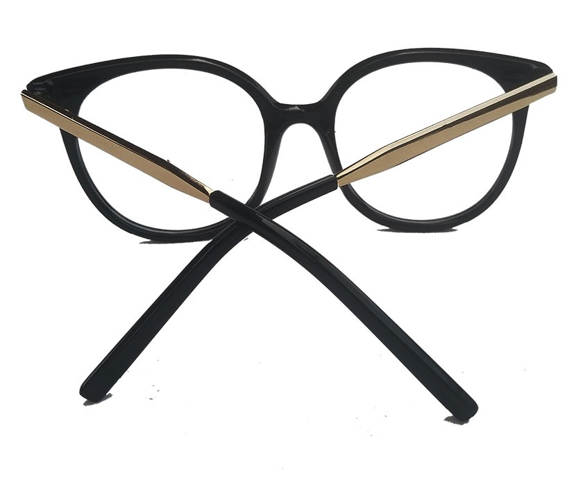 Armação De Óculos de grau Grande redondo feminino Isis Viena