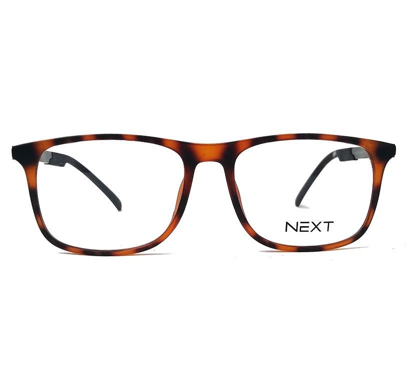 Armação de óculos para grau Next N81014 Quadrado Tartaruga