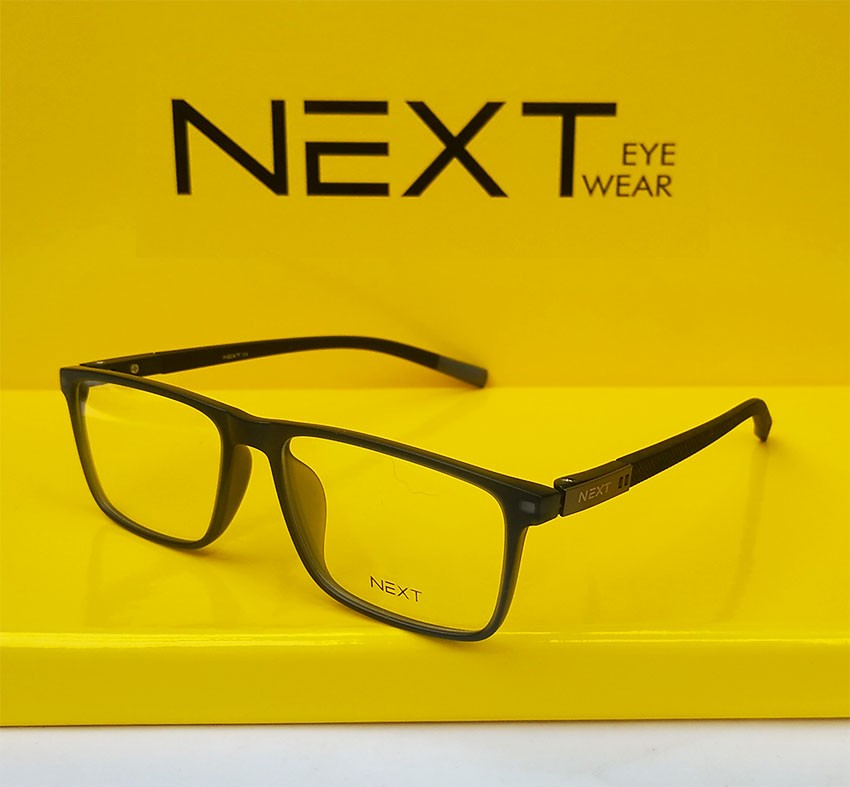 Armação de óculos para grau Next N81156 Quadrado Tires Black