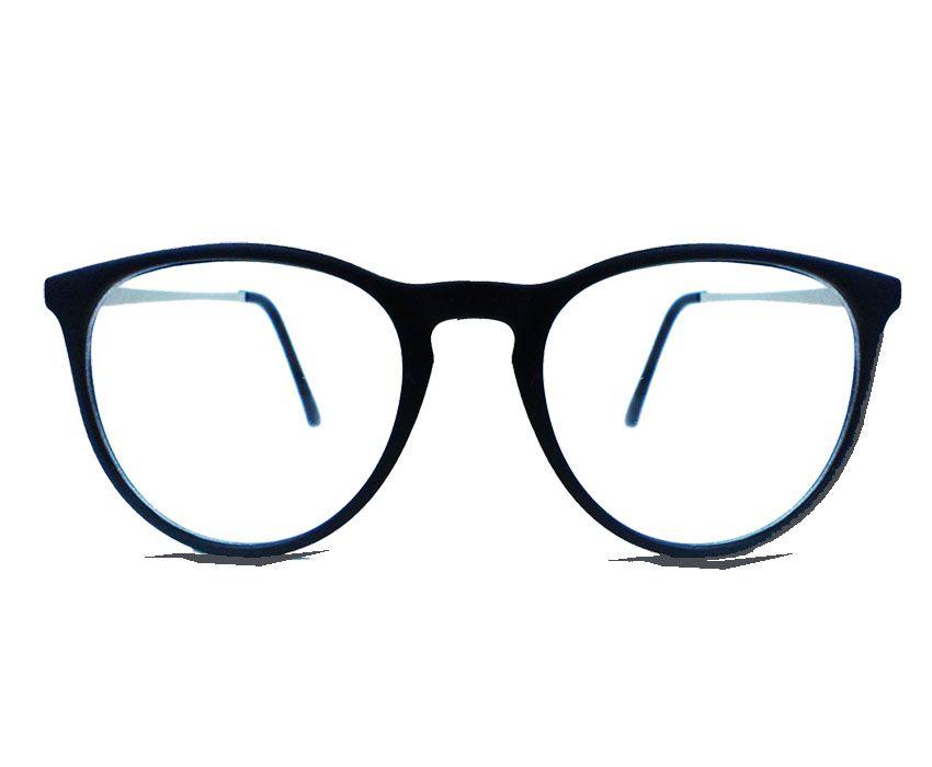 Armação Feminina Oculos Grau Redondo 0203 Tr90 Veni