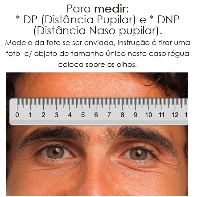 Lentes Multifocais EPS IMAGE Lens com antirreflexo Easy Clean Presbiopia