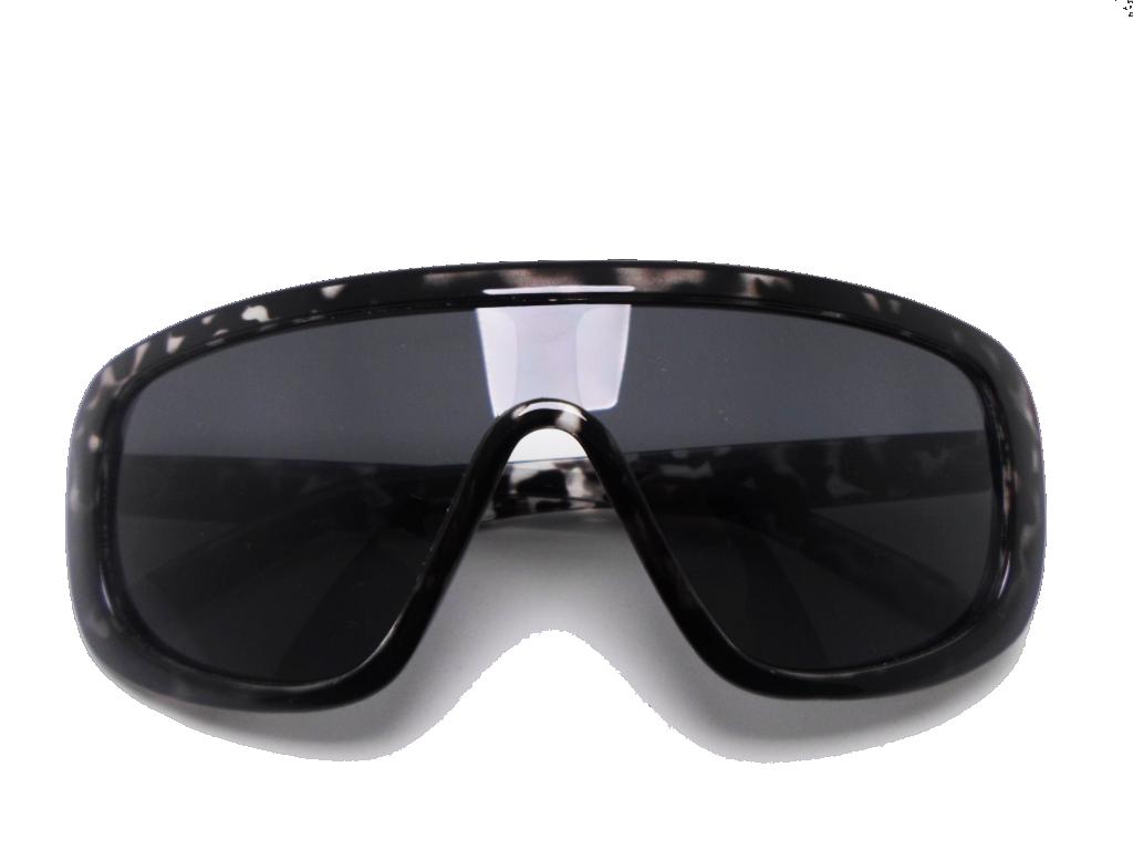 Oculos De Sol Mascara Masc2 Adele Oncinha Luxo Big Frame Retro