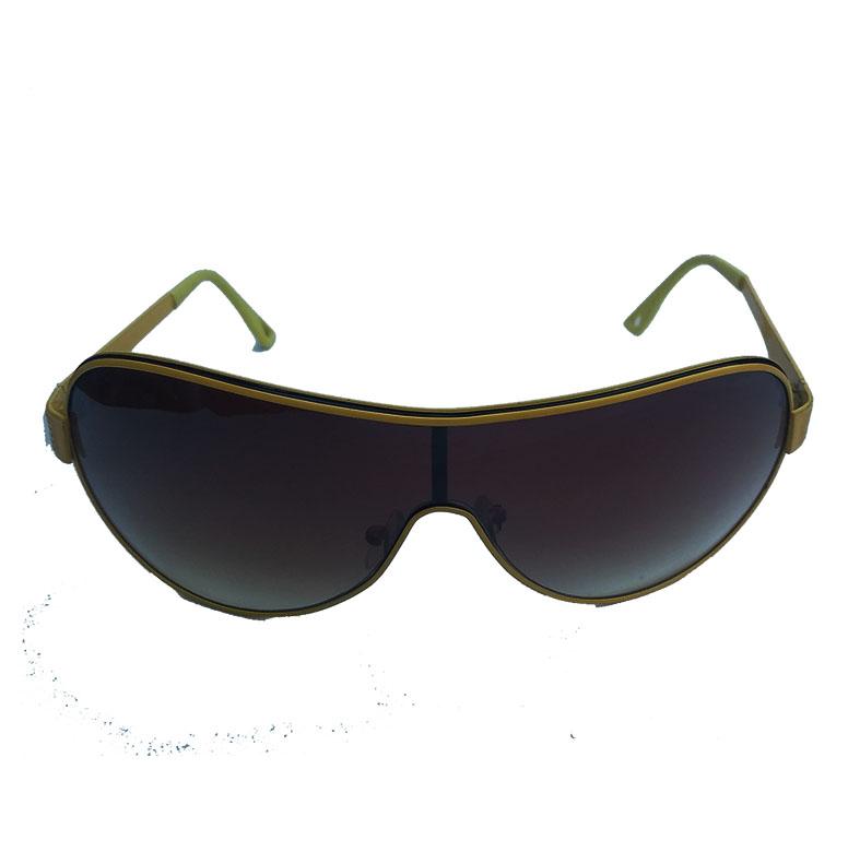 Óculos De Sol Mascara Mask Yellow OGBO343 597