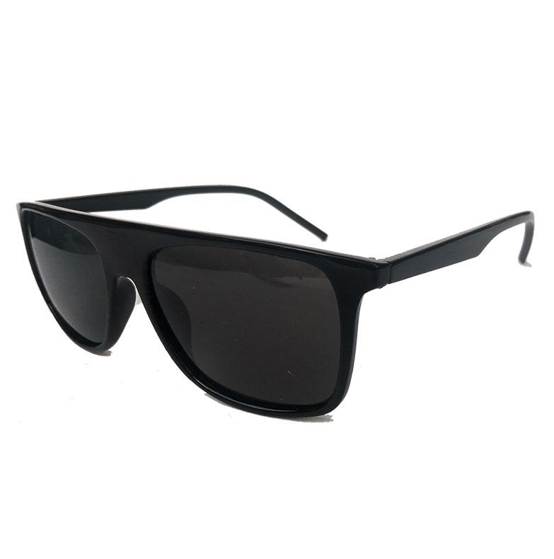 Oculos de Sol Quadrado 172s Black Shine B1016 Street Sport