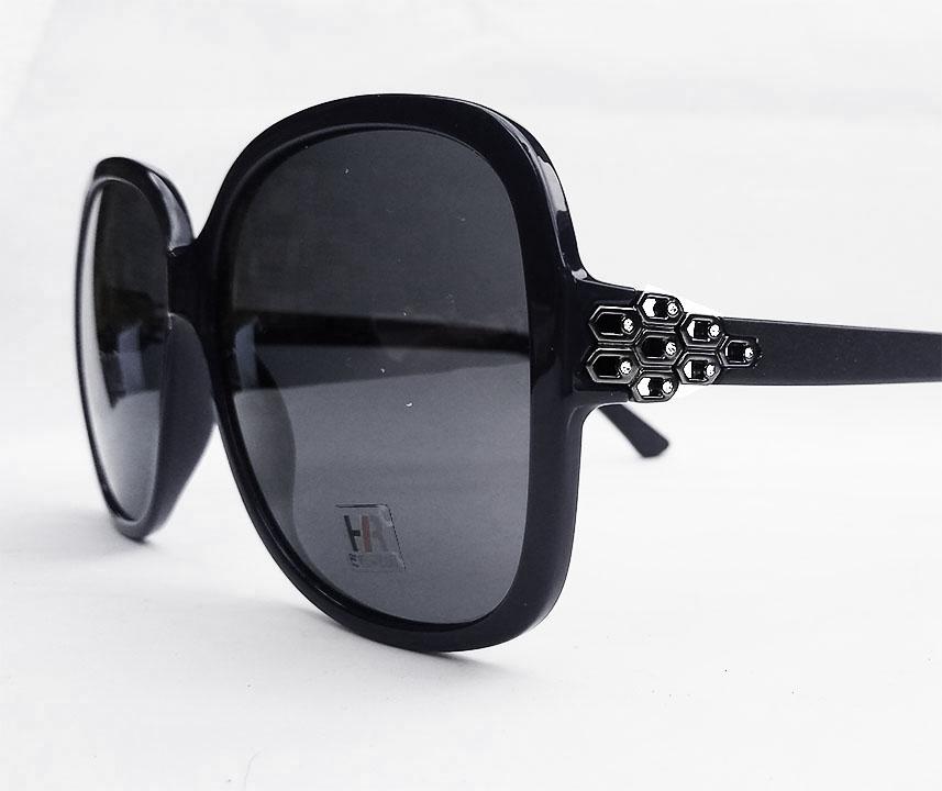 Óculos De Sol Quadrado Feminino Grande Retro Oversize Paolla TS264