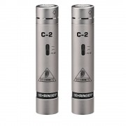 Behringer C-2 Microfone Condensador Para Instrumentos