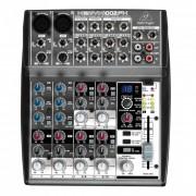 Behringer XENYX 1002 FX Mesa Mixer 10 Canais, 110v